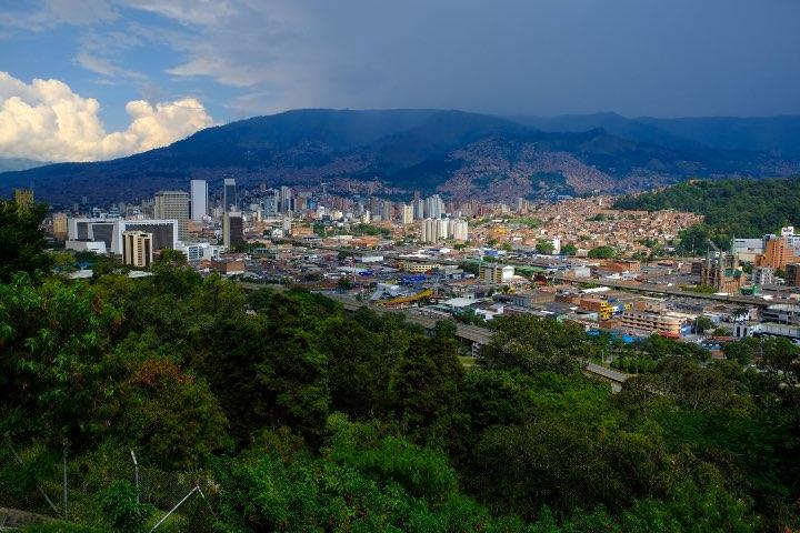 Medellín busca reactivar el turismo Foto Rag Natarajan