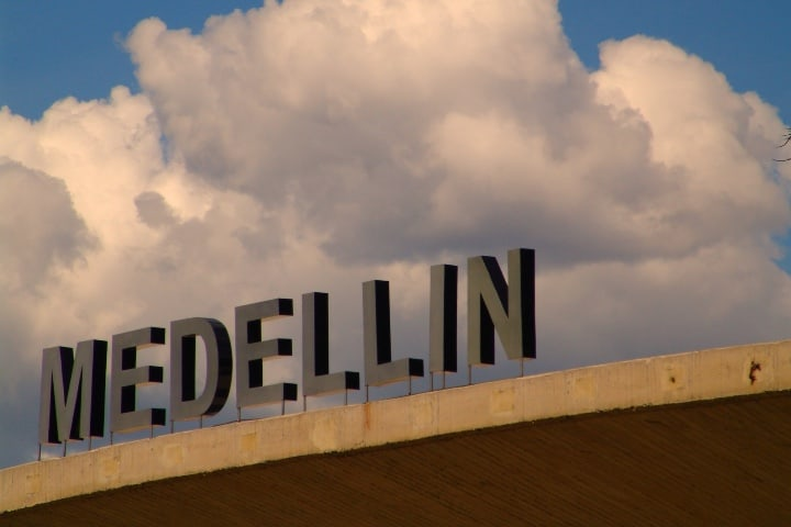 Medellín es la segunda ciudad más poblada de Colombia Foto Miguel Oyala