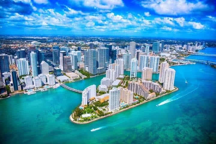 Miami, Florida Foto: Istock