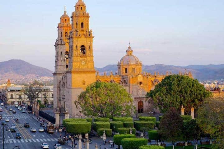 Catedral de Michoacán. Foto: Entorno Turístico