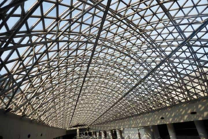 Admira la moderna estructura que posee el Aeropuerto de Incheon. Foto: Miguel Ángel