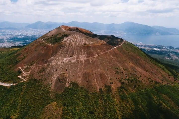 Monte Vesubio Foto: Civitavis