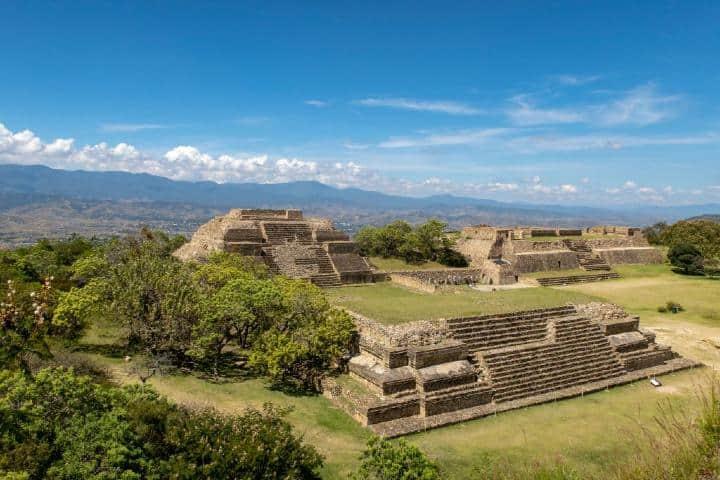 Zonas arqueológicas en mi viaje por Puebla y Oaxaca Foto: Rincones de México