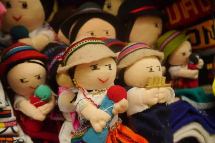 Estas hermosas muñecas son parte de las artesanías de Sonora Foto: Archivo