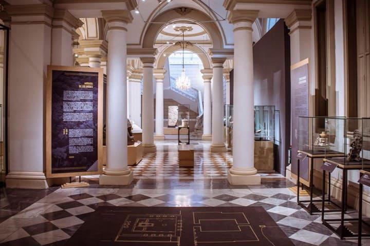 Museo del Palacio Cantón Foto: Sipse
