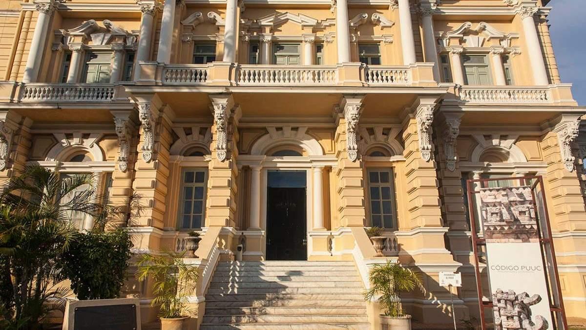 Palacio canton Yucatá. El diario de yucatán.Portada. (1)