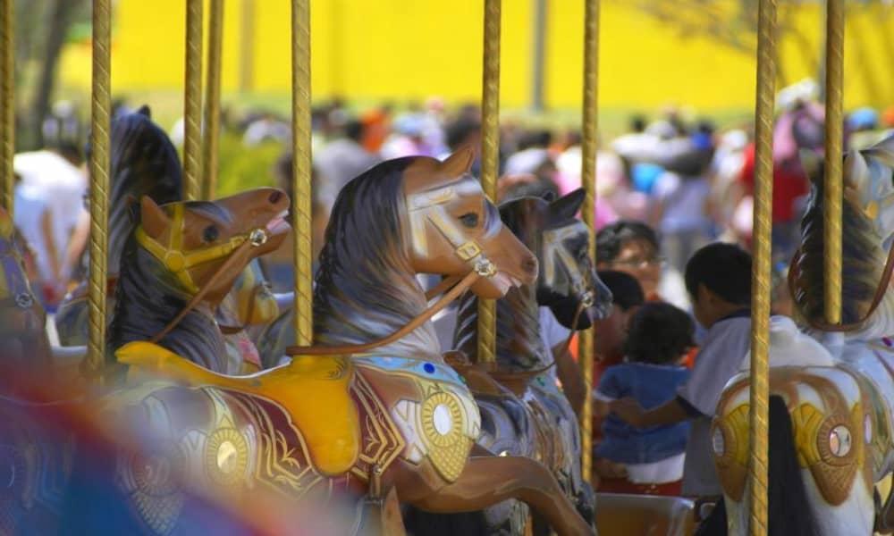 Parque Bicentenario Querétaro Foto Eric Zenteno