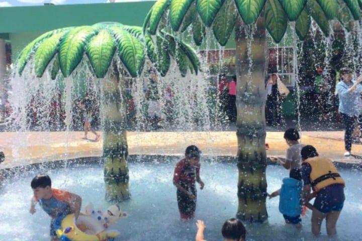 Parque Bicentenario juego infantil Foto página oficial | Facebook