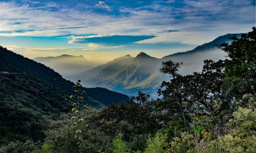 La belleza de este lugar es impresionante Foto: Naiknatt