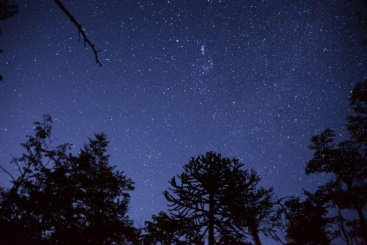 Parque Natural Yosondúa en la Mixteca. Noche de estrellas. Foto: Pxfuel