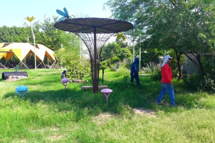 Parque el Rebote – Foto DIFNavojoa