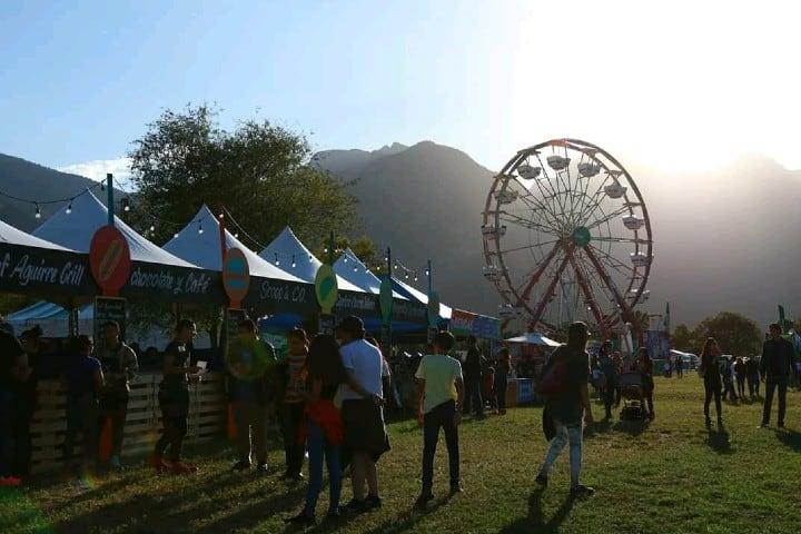 Festival del Parque Cielo Mágico Foto: Cielo Mágico | Facebook