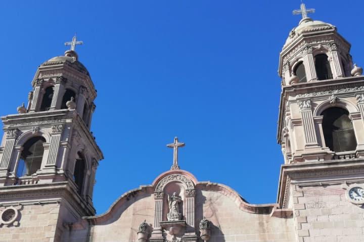 Parroquia en Ciudad de Navojoa en Sonora