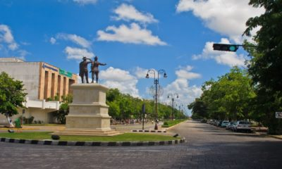 Paseo de Montejo, Mérida Foto: Greame Churchard