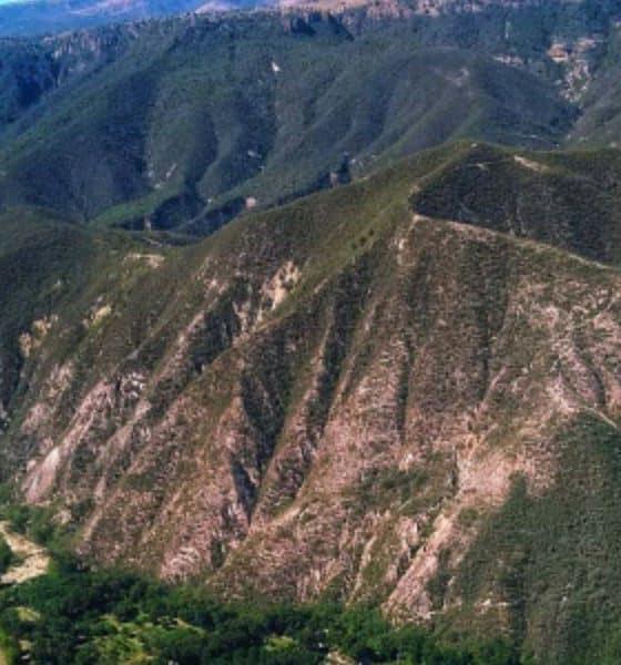 Barranca de Metztitlán. Foto por AGME Foto.