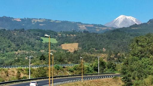 Peña del aire. Carretera México- pachuca
