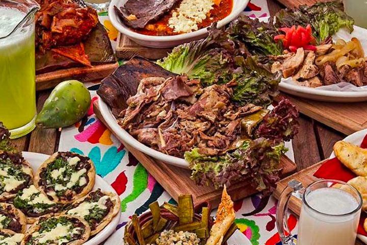Peña del aire. comida. Foto tips para tu viaje