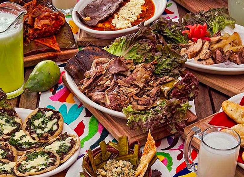Peña del aire. comida. Foto