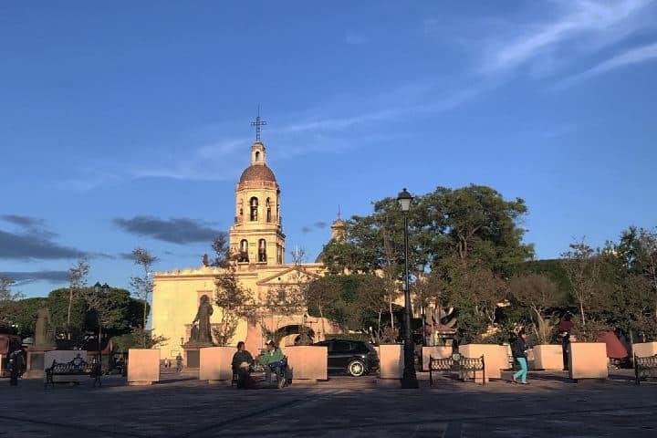 Plaza Fundadores Foto pakotote Instagram