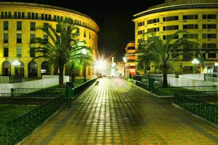 Plaza de la Libertad Foto: Archivo