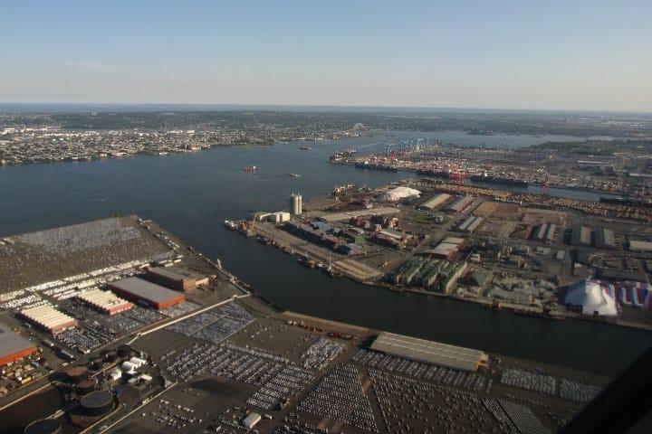 Port Newark-Elizabeth Foto: Ken Lund