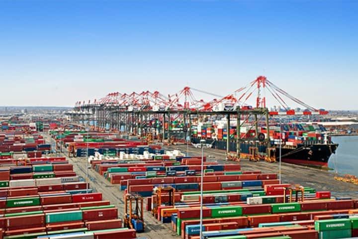 Port Newark-Elizabeth Foto: Maher Terminals