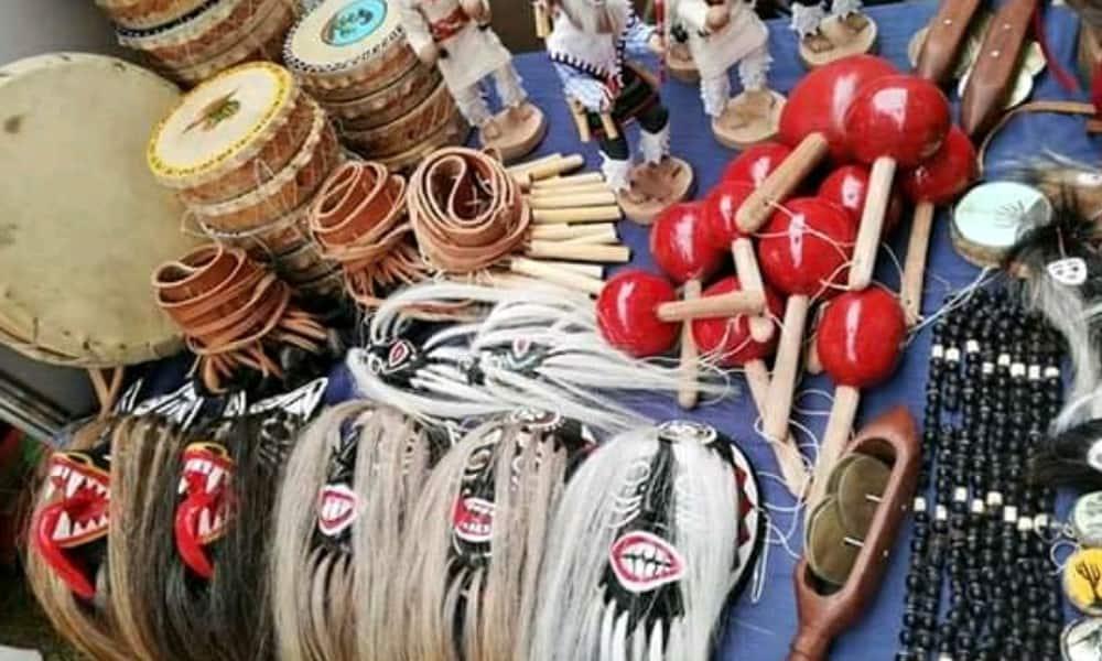 Artesanías de Sonora Foto: Archivo