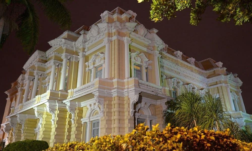 Palacio Cantón Foto: INAH