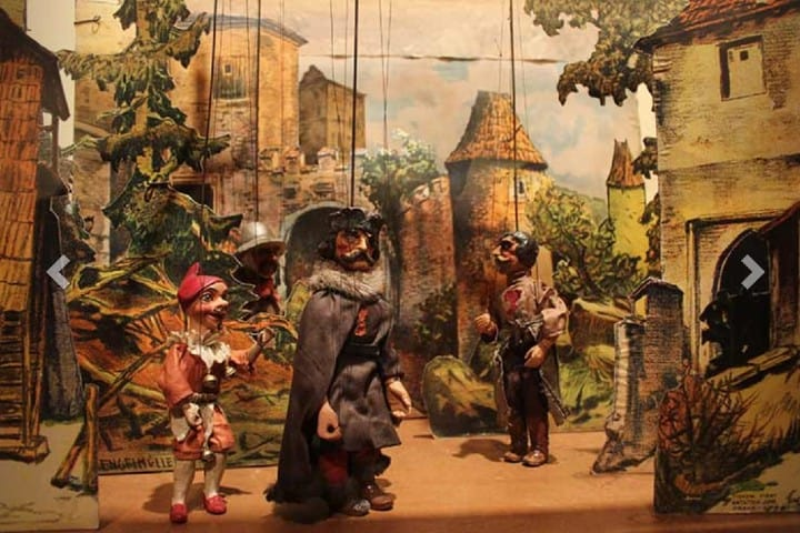 Primeras Marionetas Foto: e-consulta