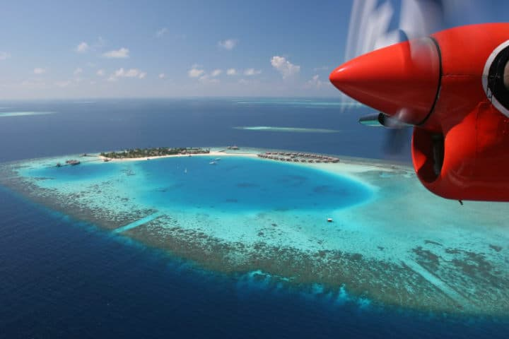 Private jet Islands Foto Hooked on Everthing