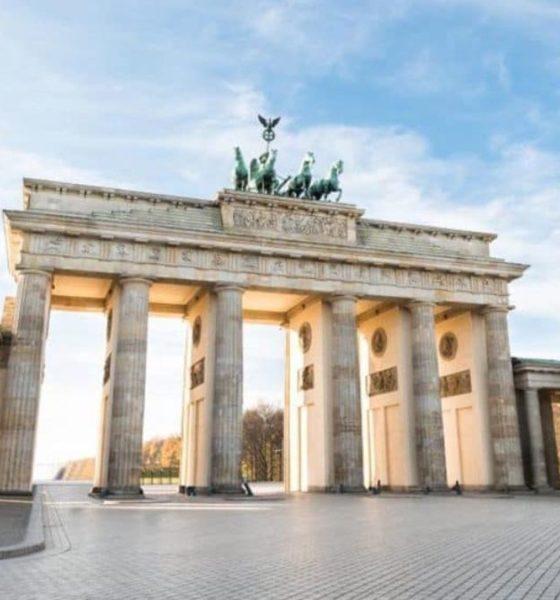 Puerta de Brandeburgo. Foto: Infobae