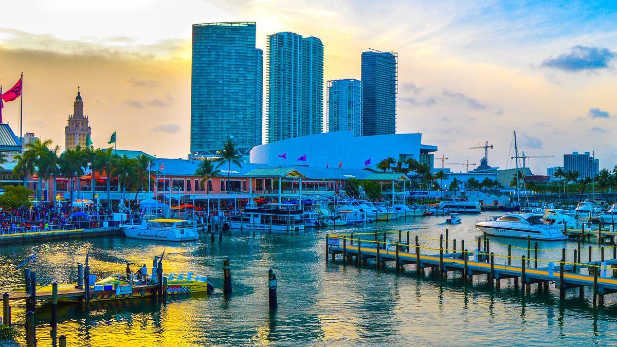Puerto Miami. Foto por Rafa Devesa