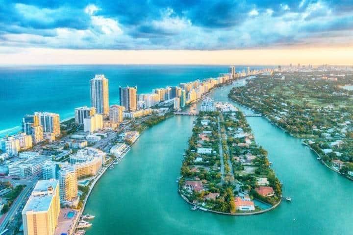 Puerto de Miami Foto: Archivo