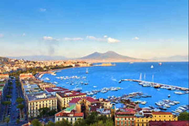 Puerto de Nápoles Foto: Excursiones Crucero