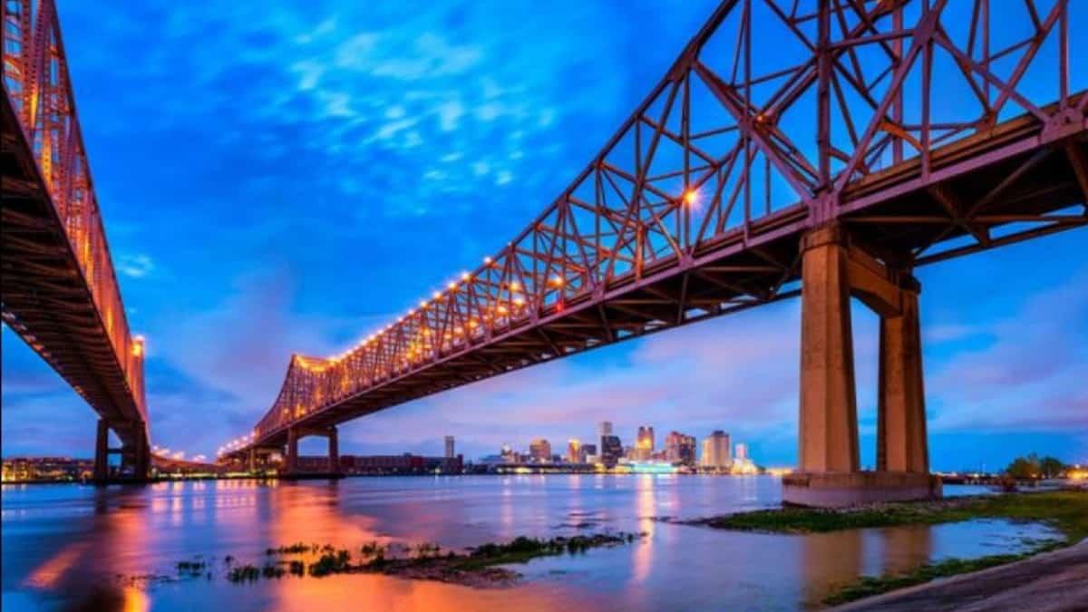 Puerto de Nueva Orleans Foto: Archivo