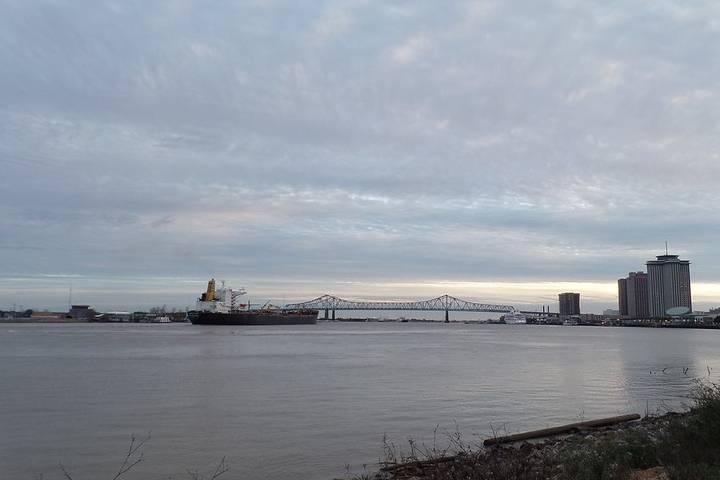 Puerto de Nueva Orleans