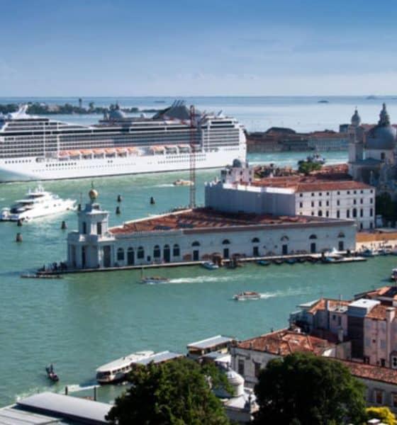 Puerto de Venecia Foto: Archivo