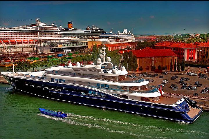 Puerto de Venecia Foto: José Javier Martin
