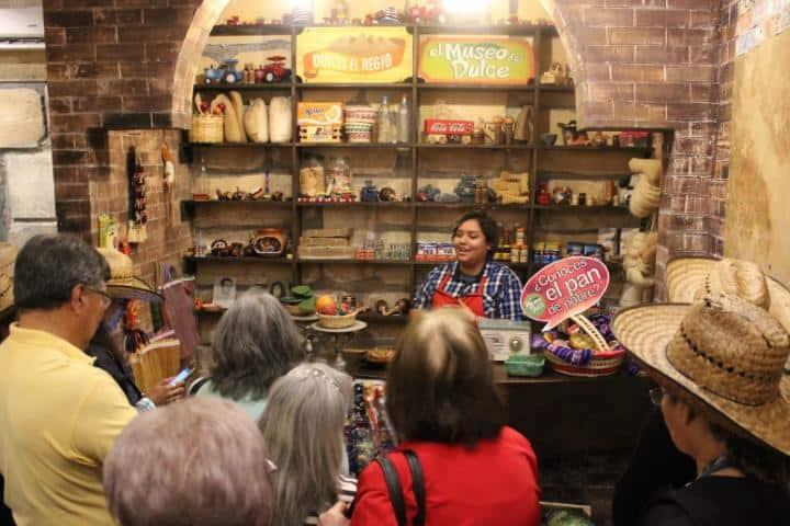 Tienda del museo Foto: Museo del dulce