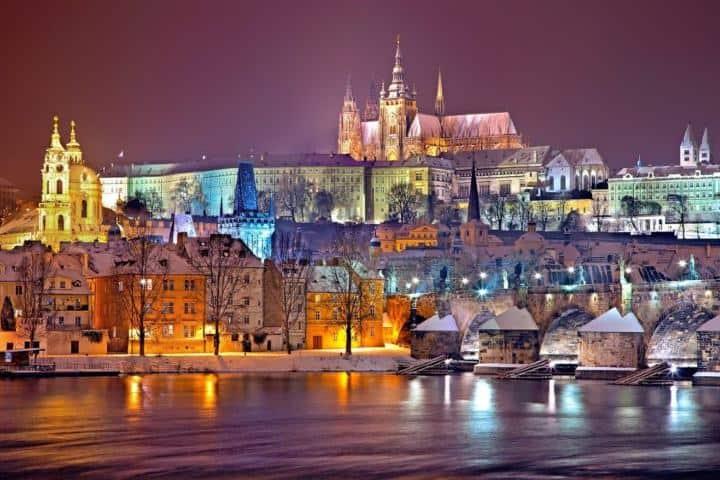 La belleza de República Checa Foto: Sin maletas