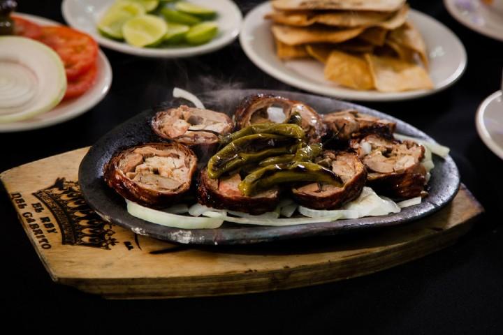Carne. Foto: Restaurante el rey del cabrito