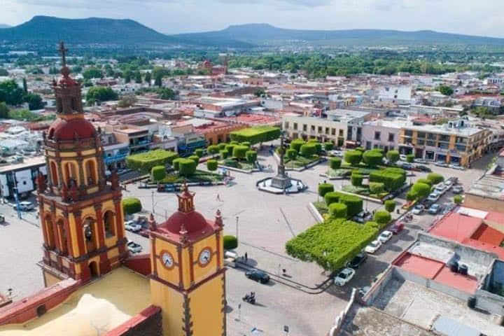 San Juan del Río Querétaro Foto Archivo