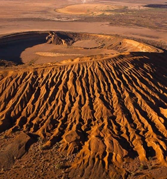Sierra de El Pinacate Foto: Sonora Star