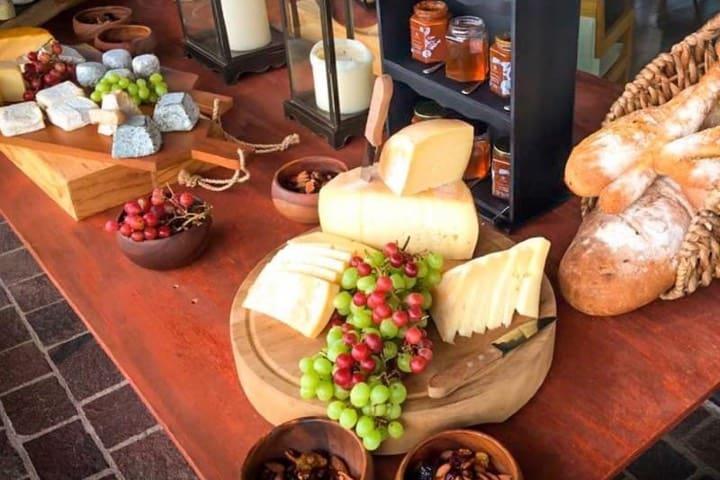 Tabla de quesos Foto Archivo