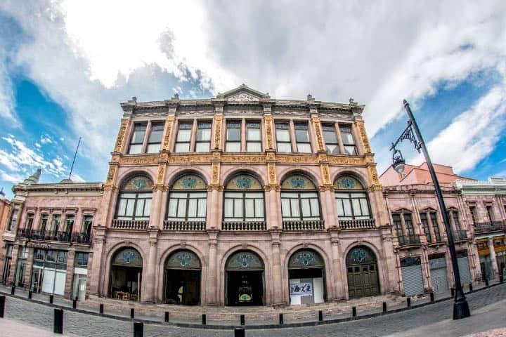 Teatro Fernando Calderón Foto: Archivo