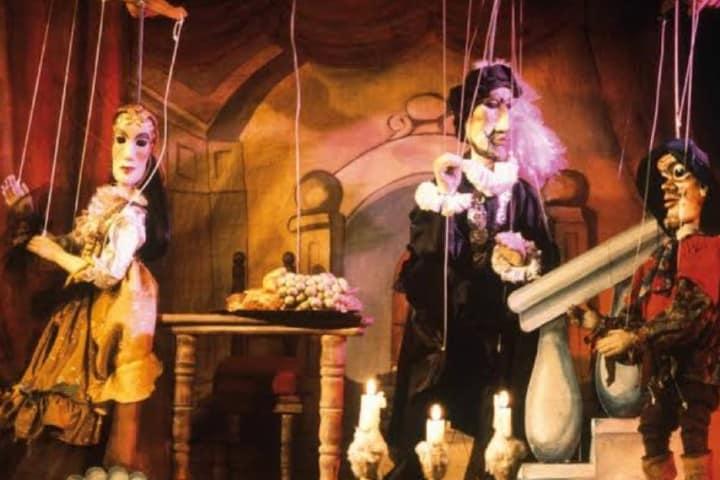 Primeros teatros titiriteros Foto: Espectáculo de Marionetas Don Giovani