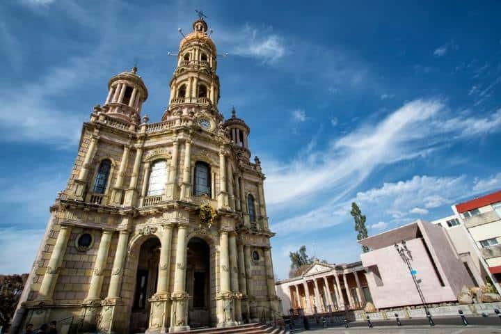 Templo San Antonio Aguascalientes Foto: Espíritu Curioso