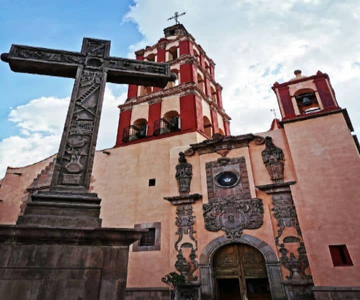 Templo de Santo Domingo Foto qrolove Instagram