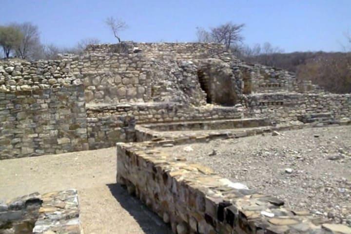 Teopantecuanitlán, Guerrero. Foto: Archivo histórico del INAH.