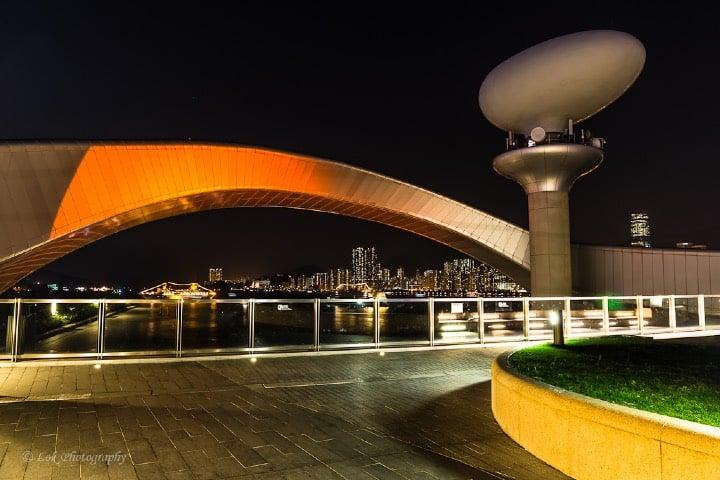 Terminal Kai Tak Cruise; uno de los puertos de Hong Kong Foto Lok Narayan Joshi